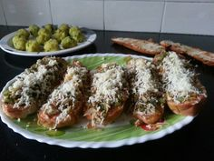 Chicken topped footlongs
