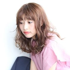 春オススメヘアスタイル「揺れ髪」はひし形レイヤースタイルでモテ髪♪ | folk
