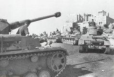 Panzer IV en Atenas