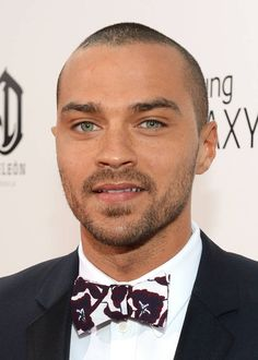 Jesse Williams in NYC on August 5, 2013