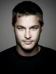 Travis Fimmel from Vikings by Stuart Pettican (2008)