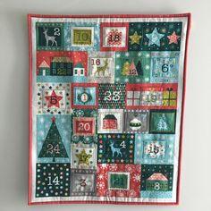Crochet Advent Calendar, Holiday Decor, Home Decor, Decoration Home, Room Decor, Home Interior Design, Home Decoration, Interior Design
