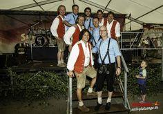 Südtiroler Spitzbuam beim Musikverein Vogesia Cleebourg mit den Klingbachthaler