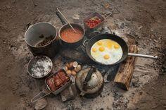 Hobbit breakfasts