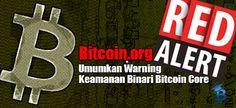 Warning Keamanan Binary Bitcoin Core