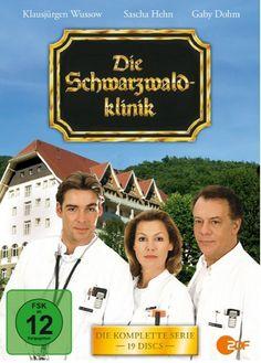 Die Schwarzwaldklinik: Klausjürg Wussow, Sascha Hehn, Gaby Dohm