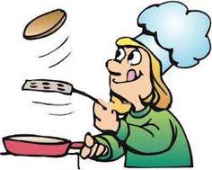 Bildergebnis für clipart kochlöffel   Köchin Küche Applikationen ...   {Koch bei der arbeit clipart 66}