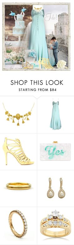 """""""Let Them Eat Cake"""" by majezy ❤ liked on Polyvore featuring Disney, Valentino, Guide London, Jimmy Choo, Edie Parker, Tiffany & Co., Cartier and Kobelli"""