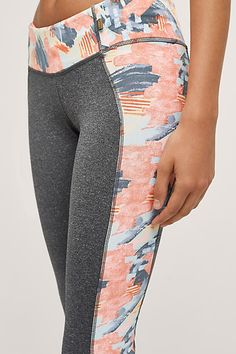 Painterly Leggings by Maaji #Anthrofave #anthroregistry Women's Leggings, Pajamas, Pajama Pants, Pjs, Sleep Pants, Women's Legwear, Pajama