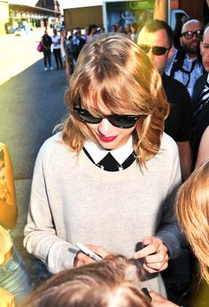 Taylor in Germany<3