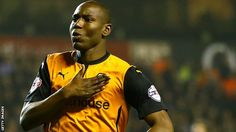 Benik Afobe: Bournemouth agree deal with Wolves