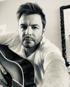 """20.5rb Suka, 1,695 Komentar - Shane Filan (@shanefilanofficial) di Instagram: """"A few weeks ago I finally decided to start learning the guitar.. something I've wanted to do for a…"""" Shane Filan, Irish Eyes Are Smiling, Beautiful Men, Guitar, Learning, Board, Fictional Characters, Instagram, Studying"""