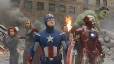 How Much Screen Time did Each of the AVENGERS Get? — GeekTyrant - Click for entire article, summary is:   Hawkeye: 12:44. Thor: 25:52. Bruce Banner: 28:03. Black Widow: 33:35. Iron Man: 37:01. Captain America: 37:42.