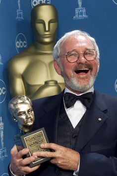 """Norman Jewison (b. July 1926 in Toronto ON) Canadian director, producer and actor, with many famous plays/movies such as """"Jesus Christ Superstar"""", """"Fiddler on the Roof"""", """"Moonstruck"""" Canadian Things, I Am Canadian, Canadian History, Canadian Artists, Banff, Cincinnati Kids, Norman Jewison, All About Canada, Other People's Money"""