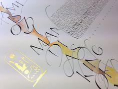 Gemma Black Calligrapher