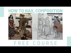 How To Nail Composition with Bill Perkins Toenail Fungus Remedies, Conceptual Framework, How To Make Drawing, Free Courses, Tea Tree, Toe Nails, Disney Art, Fungi, Composition