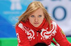 Liudmila Privovkova – Russian Curling