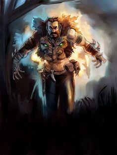 Kraven the Hunter - Marvel Comics Comic Book Villains, Marvel Villains, Comic Book Characters, Marvel Characters, Comic Books Art, Comic Art, Epic Characters, Marvel Comic Universe, Comics Universe