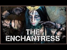 ❤️Inspired By Comic Con Suicide Squad Trailer | Cosplay Makeup The Enchantress | Victoria Lyn Beauty - YouTube