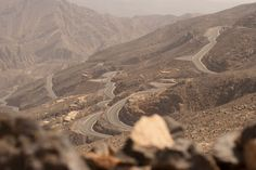 100 Miles From Dubai: Driving The $80 Million Road To Nowhere