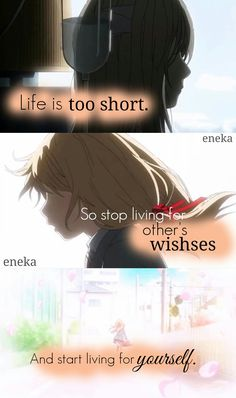 Anime: Your lie in April Editor: eneka
