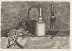 Giorgio Morandi. Still Life 1927
