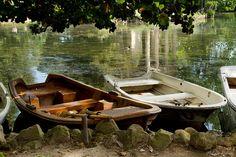 Boats in Villa Borghese | Barchette di Villa Borghese by Luca Proietti Photographer, via Flickr #Roma