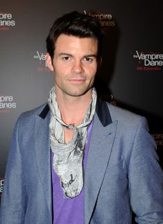 Daniel Gillies - The Vampire Diaries 100th Episode Celebration - Arrivals