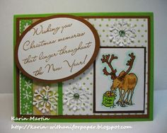 DRS Designs Rubber Stamps: Magic Grain