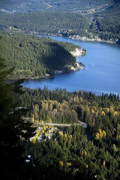 green lake south shore by millardog, via Flickr #whistler