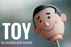 Find old and new toys alike with our Toy Scavenger Hunt! #stumin #youthministry #scavengerhunt