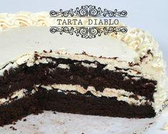 Tarta diablo / Devil's Food Cake