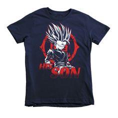 Super Saiyan Gohan Son kid shirt - PF00485KS