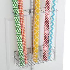 great gift wrap rack!!
