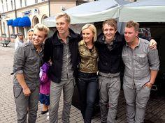 Dansband i Mariestad, Elisas