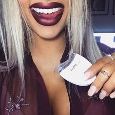 Thank you @brighterwhite for being my instant confidence booster   #BrighterWhite #TeethWhitening