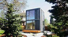 Wohnen Ohne Schatten: Dieses Rotierende Haus Folgt Der Sonne