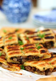 UndomestiKATEd: Mushroom and Steak Braai Pie