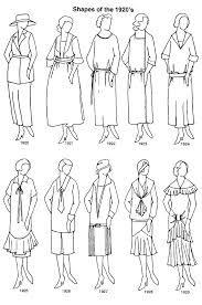 1920's simple dress