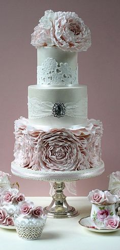 amazing wedding cakes pictures | Pretty Amazing Weddig Cake | wedding cakes
