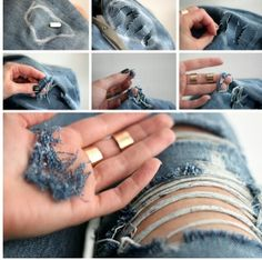 24 Stylish DIY Clothing Tutorials to bad so many of these aren't modest!!! :(