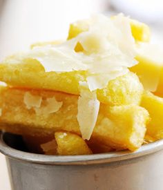 Tom Aikens serves up the perfect gourmet side; triple-cooked chips ...