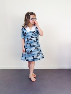 Sunday picnic dress van Sewpony