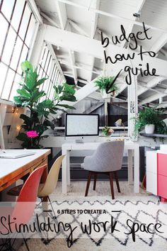 A Chic Lifestyle - Mentoring Students to Think and Achieve BIG: 6 Steps To Create a Work Space That Actually Makes You WANT to Study (On a Budget Too)