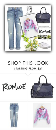 """romwe contest"" by ivanaa-i ❤ liked on Polyvore featuring rag & bone, Current/Elliott and Vans"