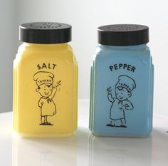 salt and pepper :)