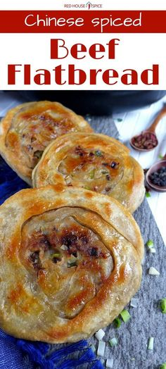 A popular street food from the historic city of Xi'an, spiced beef flatbread is crispy, flavourful and very comforting. A treat worth every bit of effort.
