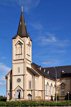 Peräseinäjoen kirkko - Seinäjoen seurakunta