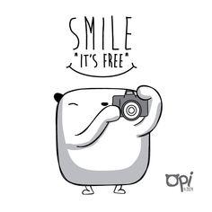 Tutte le dimensioni |SMILE IT'S FREE | Flickr – Condivisione di foto!