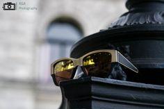 Shame? No! Shameless! Sunglasses by RVS Eyewear